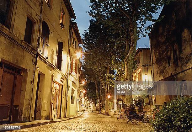 Evening in Avignon