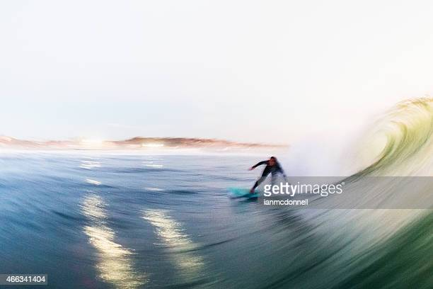 Noche de surf