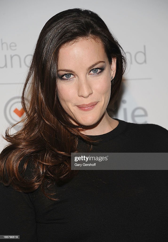 Event Co-Chair <a gi-track='captionPersonalityLinkClicked' href=/galleries/search?phrase=Liv+Tyler&family=editorial&specificpeople=202094 ng-click='$event.stopPropagation()'>Liv Tyler</a> attends the Lunchbox Fund Fall Fete 2013 at Buddakan on October 9, 2013 in New York City.