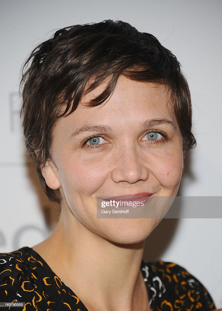 Event Co-Chair <a gi-track='captionPersonalityLinkClicked' href=/galleries/search?phrase=Maggie+Gyllenhaal&family=editorial&specificpeople=202607 ng-click='$event.stopPropagation()'>Maggie Gyllenhaal</a> attends the Lunchbox Fund Fall Fete 2013 at Buddakan on October 9, 2013 in New York City.