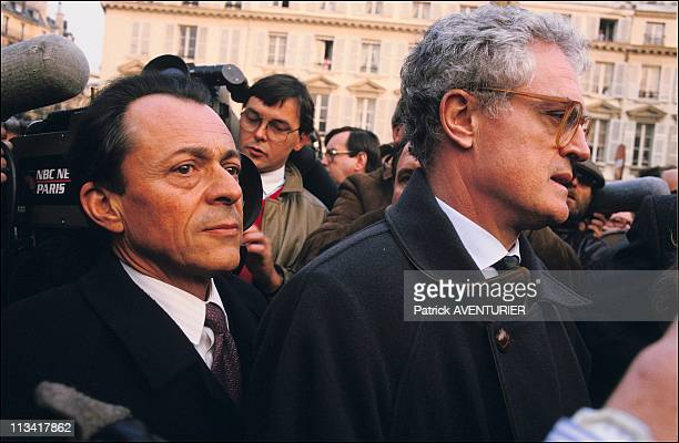 Event For Hostages In Lebanon On March 12th 1986 In ParisFrance