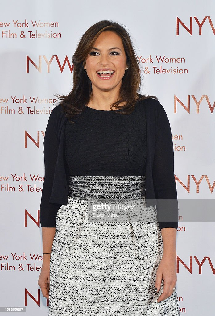 Event honoree, actress Mariska Hargitay attends 2012 New York Women In Film And Television Muse Awards at Grand Ballroom, New York Hilton on December 13, 2012 in New York City.