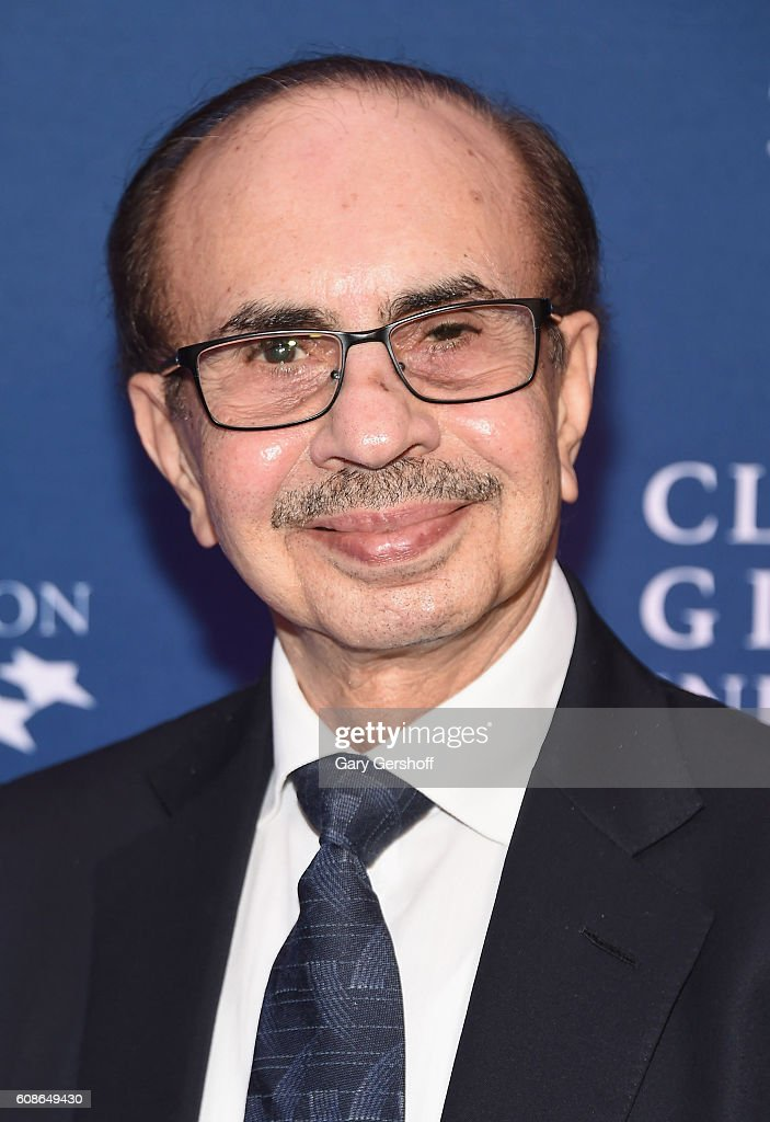Event honoree Adi Godrej attends the 10th Annual Clinton Global Citizen Awards at Sheraton New York Times Square on September 19, 2016 in New York City.