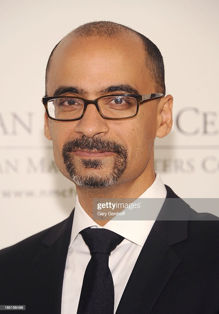 Event honoree, author Junot Diaz attends the 2013 Norman Mailer Center Gala at New York Public Library on October 17, 2013 in New York City.