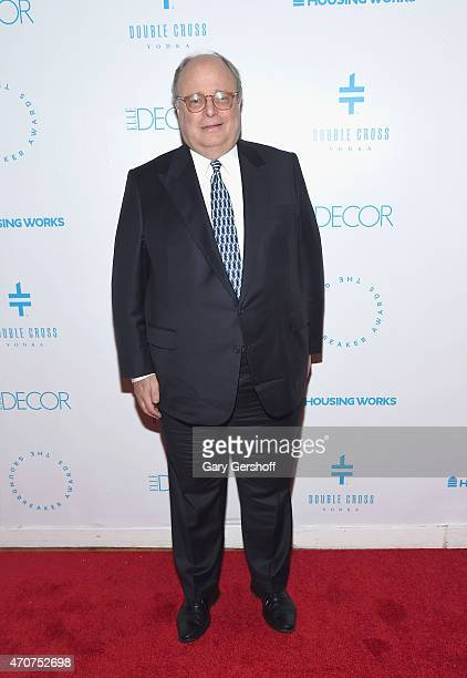 Event honoree James Druckman attends The Housing Works Groundbreaker Awards 2015 at Metropolitan Pavilion on April 22 2015 in New York City