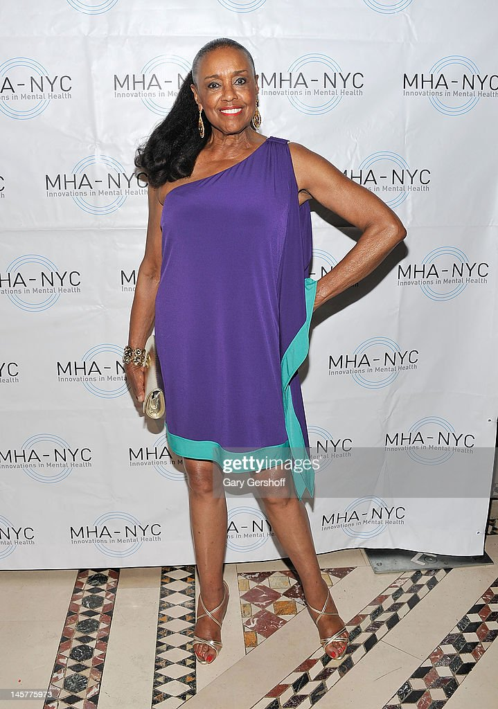 Event honoree Sylvia Mackey attends the 2012 Mental Health Association of New York City Celebration of Hope Gala at Cipriani 42nd Street on June 5, 2012 in New York City.