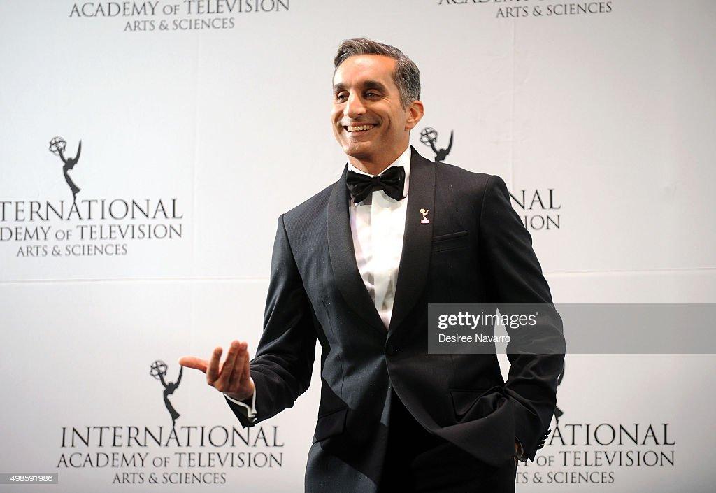43rd International Emmy Awards - Arrivals