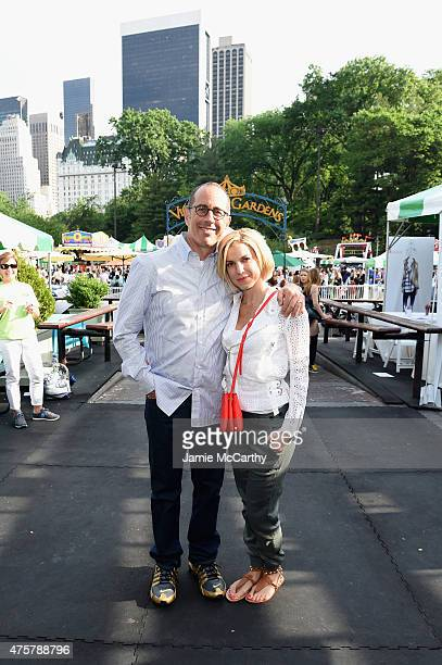 Event Host Jerry Seinfeld and Baby Buggy Founder Event Host Jessica Seinfeld attend the 2015 Baby Buggy Bedtime Bash hosted by Jessica and Jerry...