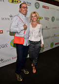 Event Host Jerry Seinfeld and Baby Buggy Founder Event Host Jessica Seinfeld attends the 2015 Baby Buggy Bedtime Bash hosted by Jessica and Jerry...