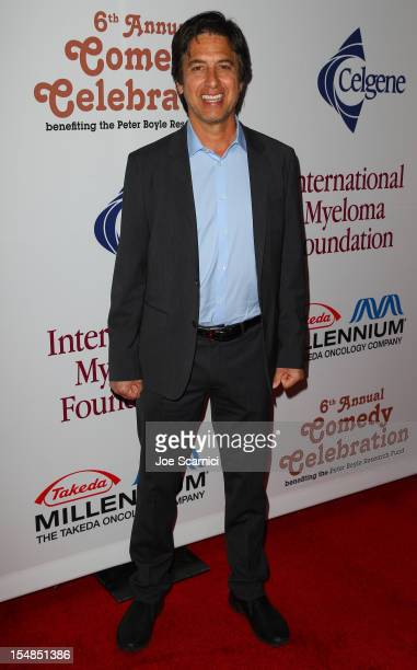Event host Ray Romano attends the International Myeloma Foundation's 6th Annual Comedy Celebration hosted by Ray Romano benefiting The Peter Boyle...