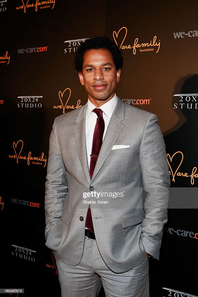 Event host Toure attends 2013 We Are Family Foundation Gala at Hammerstein Ballroom on January 31, 2013 in New York City.
