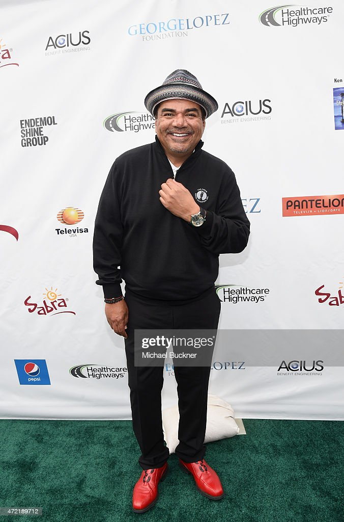 Event Host/comedian George Lopez attended the 8th Annual George Lopez Celebrity Golf Classic presented by Sabra Salsa to benefit The George Lopez...