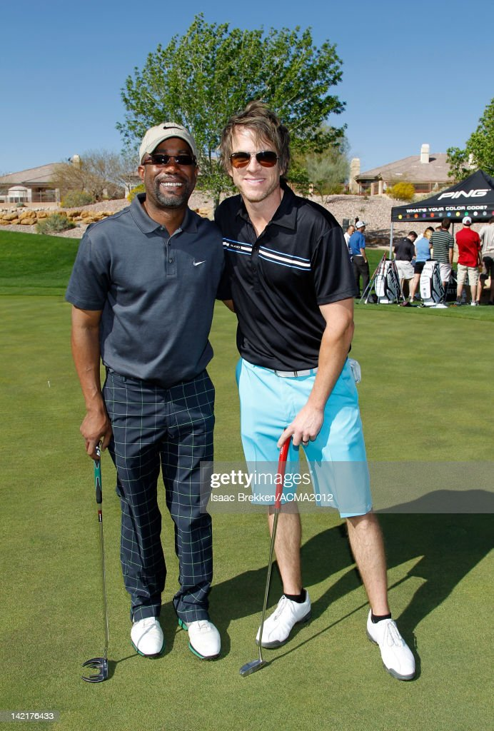 47th Annual Academy Of Country Music Awards - ACM Lifting Lives Celebrity Golf Classic Hosted By Darius Rucker