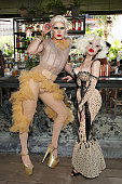 """""""Garden Of Love"""" Brunch Hosted By Amanda Lepore and CT..."""
