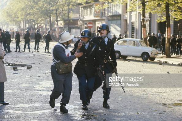 French Police Uniform Stock Photos and Pictures | Getty Images