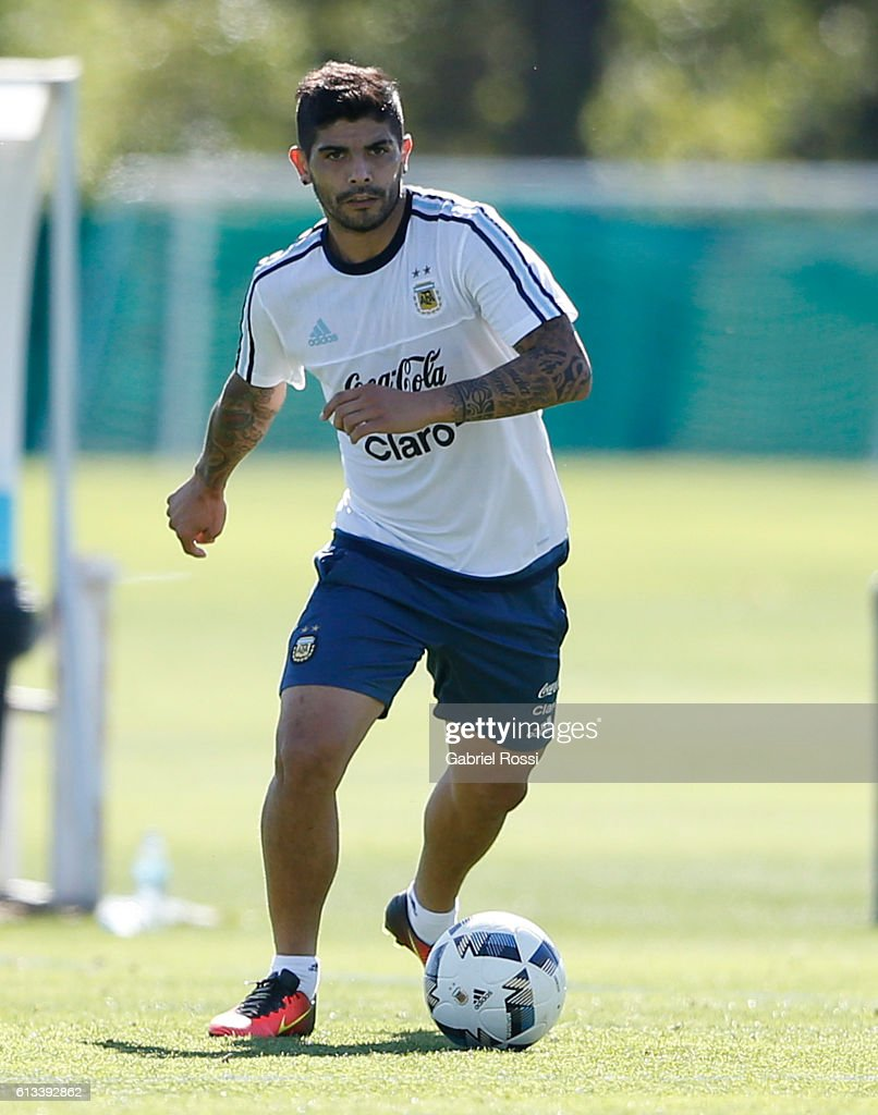 Argentina Training Session s and