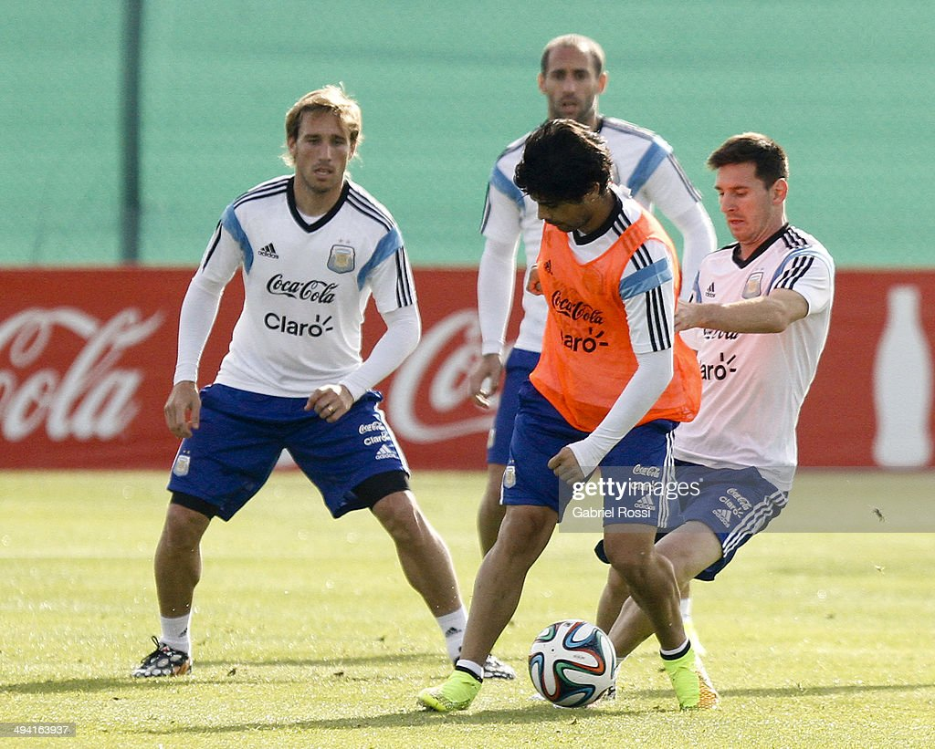 Argentina 2014 FIFA World Cup Training Camp