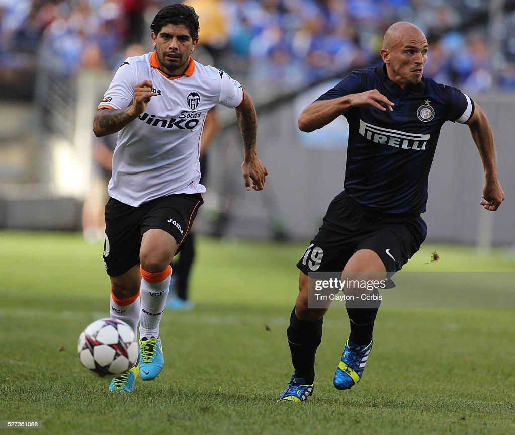 Valencia V Inter Milan Guinness International Champions Cup