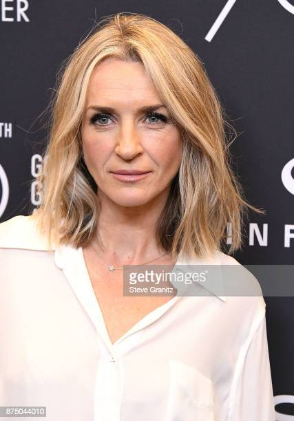 Ever Carradine arrives at the Hollywood Foreign Press Association And InStyle Celebrate The 75th Anniversary Of The Golden Globe Awards at Catch LA...