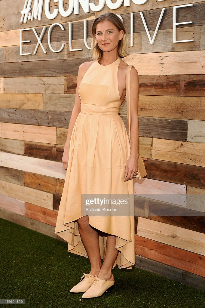 Ever Manifesto founder Elizabeth von Guttman attends H&M Conscious Exclusive Dinner at Eveleigh on March 19, 2014 in West Hollywood, California.