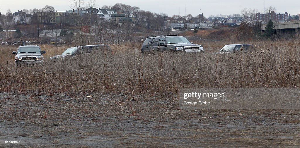 Everett Mayor Carlo DeMaria, Jr. and Steve Wynn, CEO of Wynn Resorts, toured the proposed casino site, known as the former Monsanto Chemical Plant. It's on the river, behind (just east of) the Gateway Shopping Plaza.