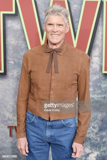 Everett McGill attends the World Premiere Of Showtime's 'Twin Peaks' at The Theatre at Ace Hotel on May 19 2017 in Los Angeles California