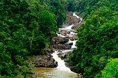 Landscape of Ranomafana National Park, Madagascar