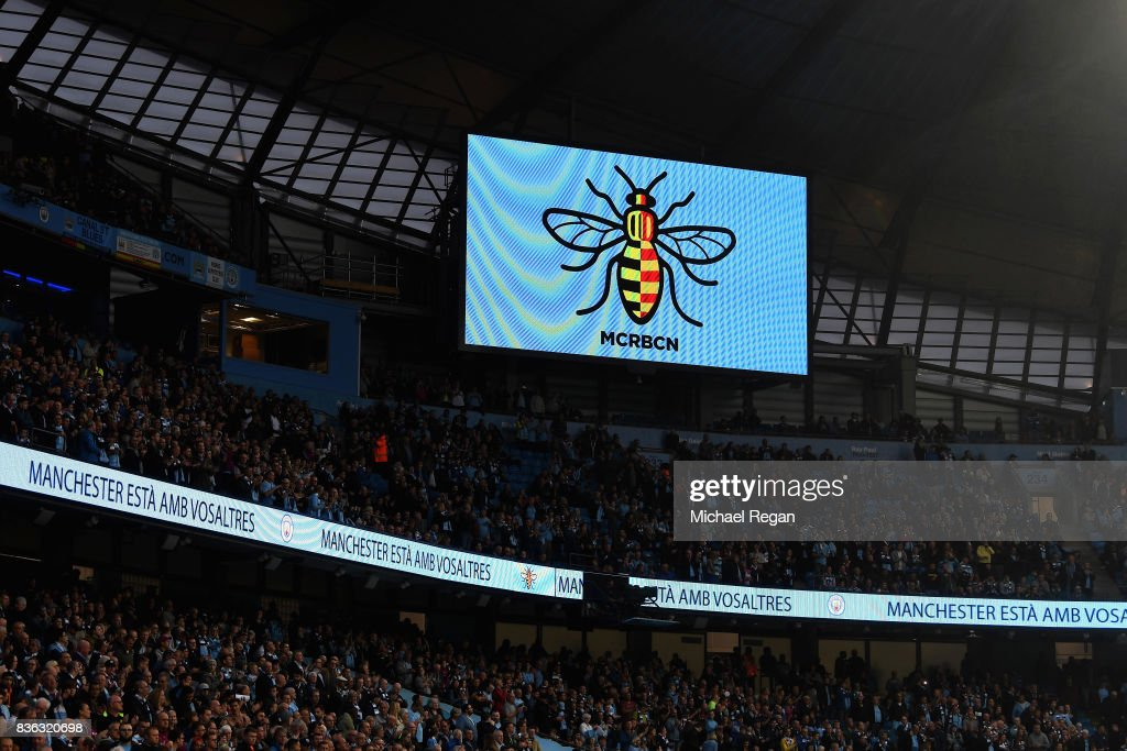 Manchester City v Everton - Premier League : Fotografía de noticias