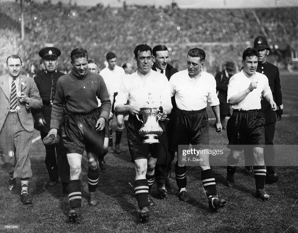 Dixie Dean And Cup