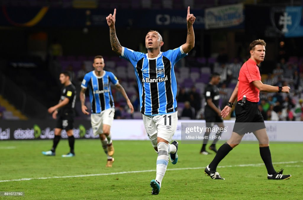 Gremio FBPA v CF Pachuca - FIFA Club World Cup UAE 2017