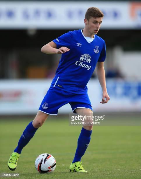 Everton U21's Joe Williams