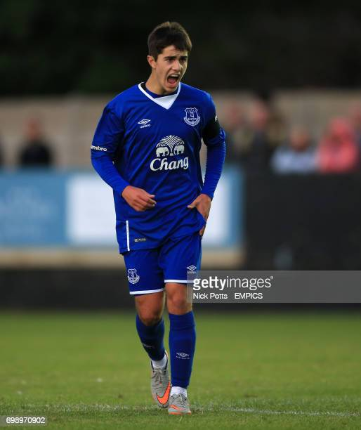 Everton U21's Liam Walsh