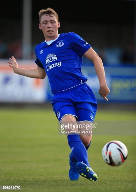 Everton U21's Matthew Pennington
