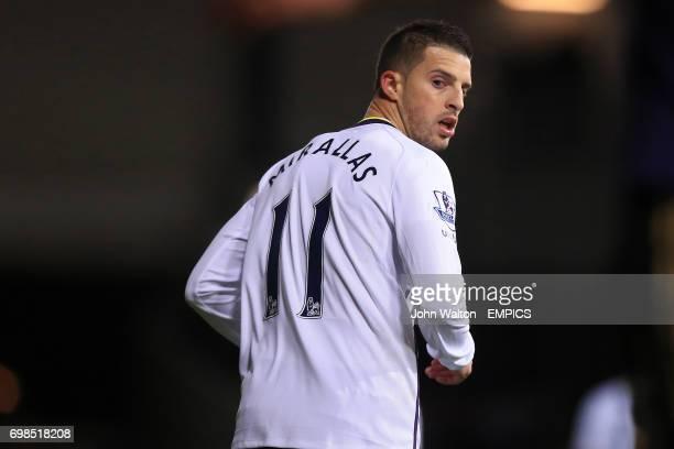 Everton's Kevin Mirallas