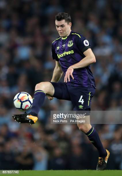 Everton's Michael Keane