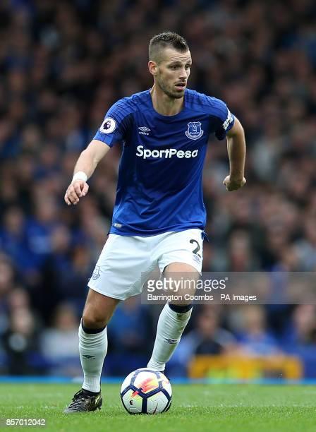 Everton's Morgan Schneiderlin