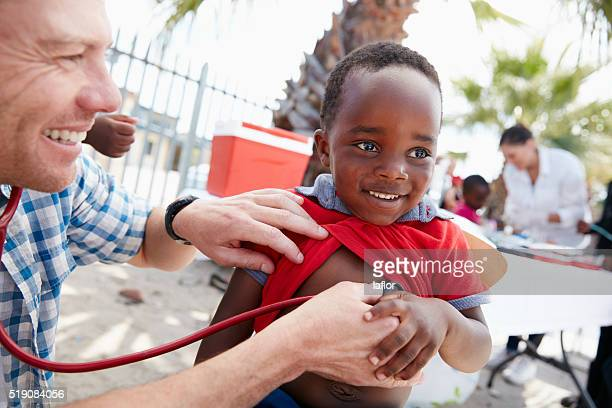 Chaque enfant mérite un départ sain dans la vie