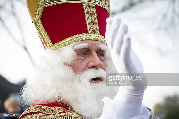 Every year on the 5th of December Saint Nicholas is celebrated in the country Saint Nicholas patron saint of children arrives two weeks ahead of...