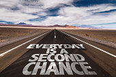 Everyday is a Second Chance road sign