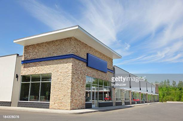 Everyday Store Building Exterior