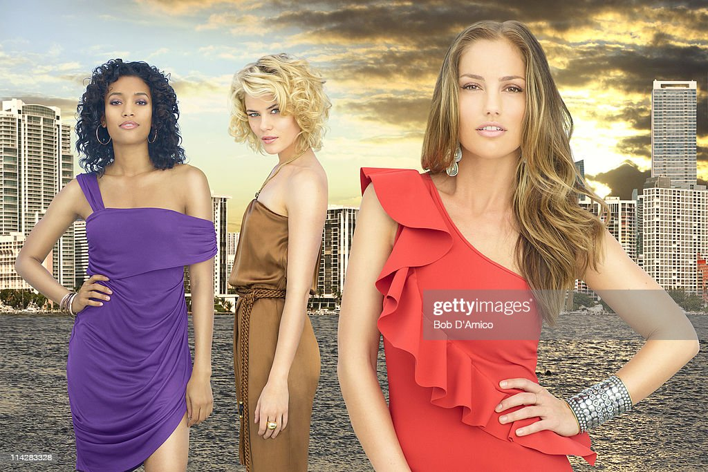 S ANGELS - Everyone deserves a second chance -- even a thief, a street racer and a cop who got in a little too deep. After all, the three women who solve cases for their elusive boss, Charlie Townsend, are no saints. They're angels... Charlie's Angels. 'Charlie's Angels' stars Annie Ilonzeh as Kate Prince, Minka Kelly as Eve, Rachael Taylor as Abby Sampson and Ramon Rodriguez as Bosley. Written and executive-produced by Alfred Gough & Miles Millar. 'Charlie's Angels' is also executive-produced by Drew Barrymore, Leonard Goldberg and Nancy Juvonen. It's directed and executive-produced by Marcos Siega. 'Charlie's Angels' is produced by Millar/Gough Ink, Flower Films and Panda Productions in association with Sony Pictures Television. (Photo by Bob D'Amico/ABC via Getty Images)ANNIE