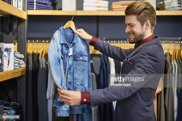 Everyone needs a classic denim jacket in their closet