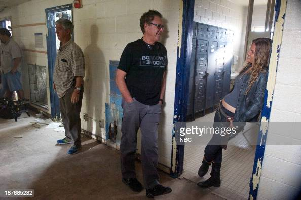 REVOLUTION 'Everyone Says I Love You' Episode 209 Pictured Steve Boyum Tracy Spiridakos as Charlie Matheson