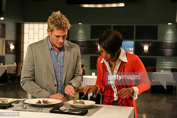 MASTERS 'Everything Old is New Again' Episode 302 Pictured Judges Curtis Stone Kelis