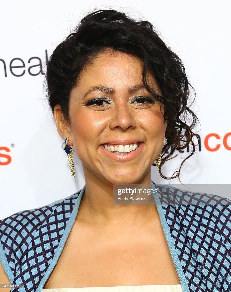 Evette Rios attend HealthCorp's 9th Annual Gala at Cipriani Wall Street on April 29, 2015 in New York City.