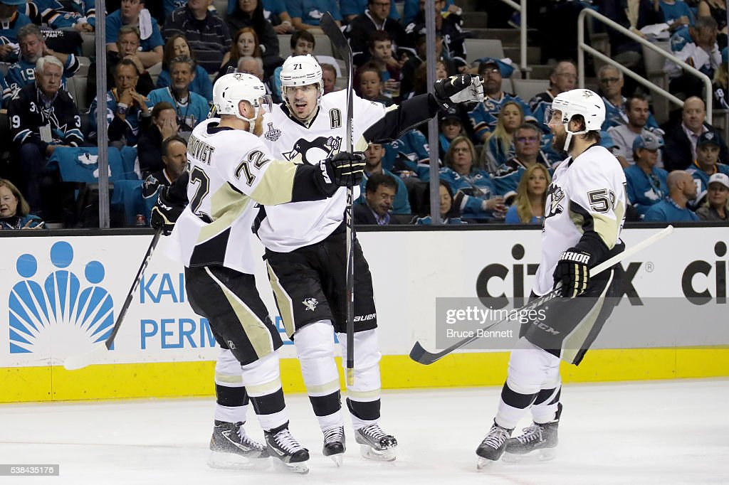 2016 NHL Stanley Cup Final - Game Four
