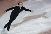 Evgeni Plushenko during the 8th edition of Golden Skate Awards at Palavela of Turin