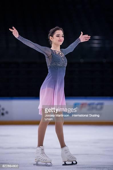 Евгения Медведева - 2 - Страница 46 Evgenia-medvedeva-of-russia-celebrates-winning-the-ladies-singles-on-picture-id622864802?s=594x594