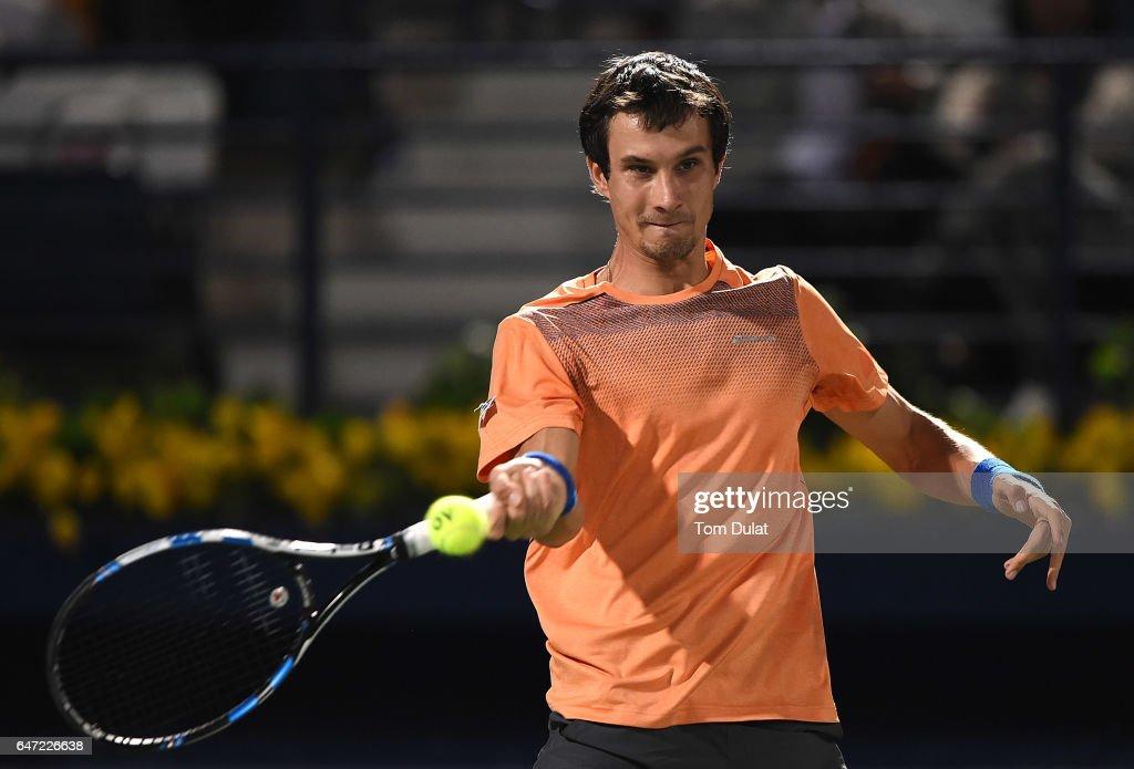 ATP Dubai Duty Free Tennis  Championship - Day Five