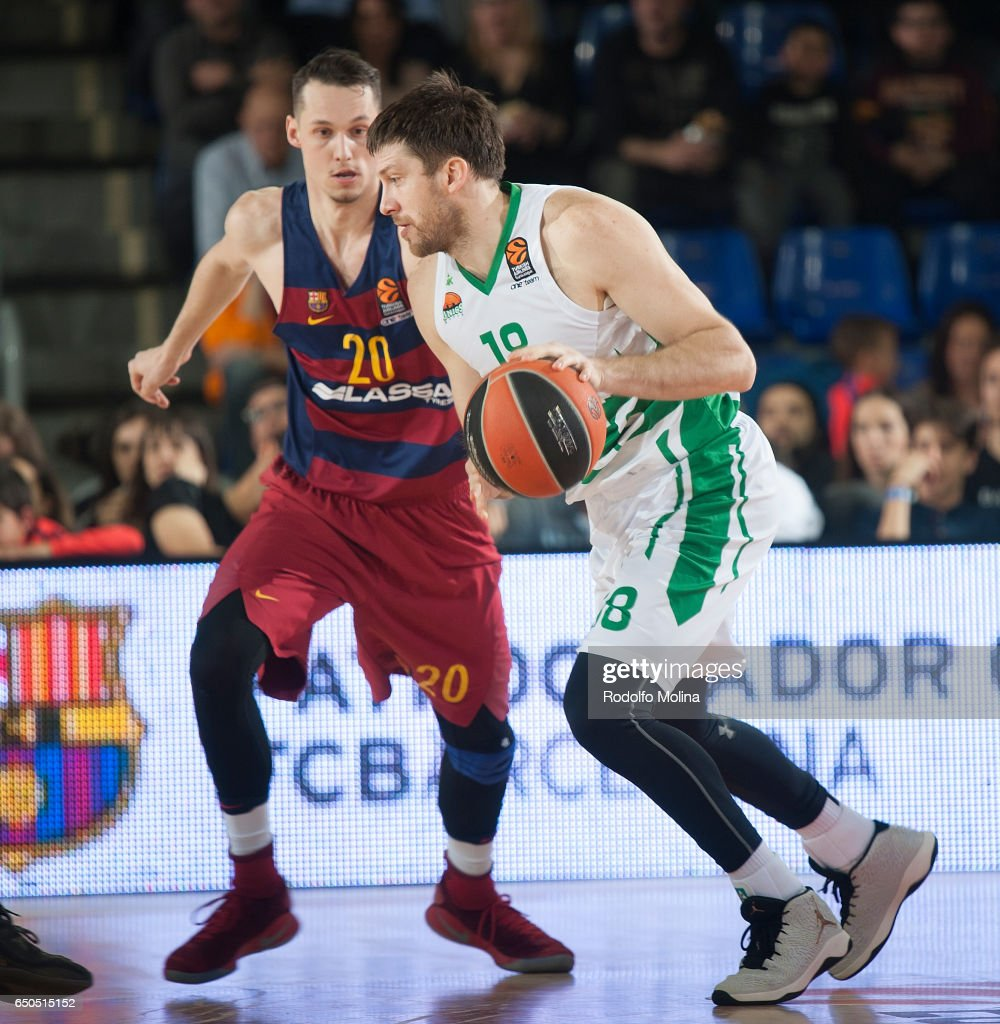 FC Barcelona Lassa v Unics Kazan - Turkish Airlines Euroleague